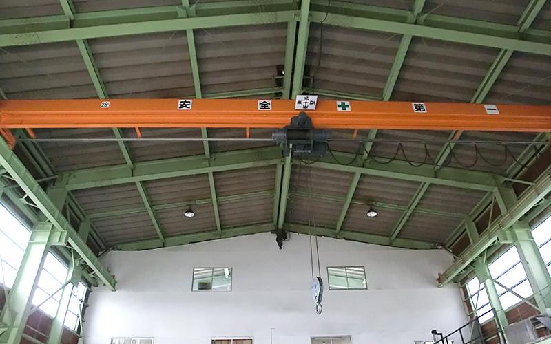 天井クレーン